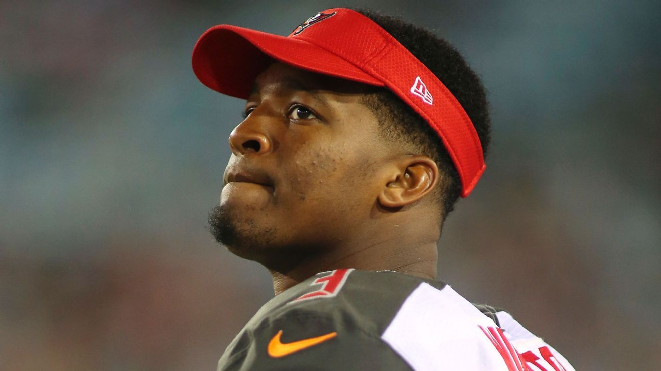 The Uber driver who accused Jameis Winston of assaulting her has released a statement saying she is glad the NFL disciplined the Bucs quarterback.