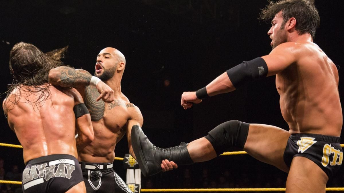 Wwe Nxt Results Tommaso Ciampa Steps Up To Challenge