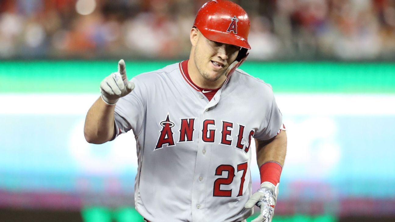 Trout says