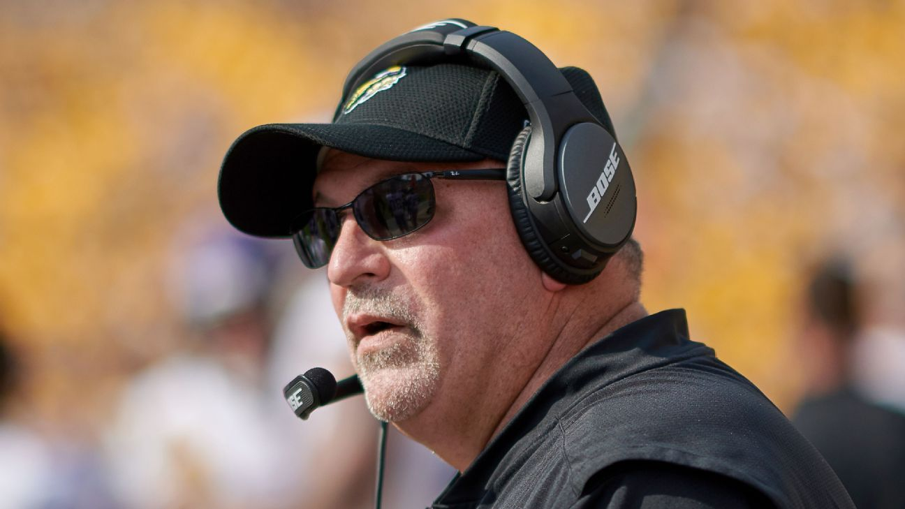 Minnesota Vikings Offensive Line Coach Tony Sparano Died Of Arteriosclerotic Heart Disease