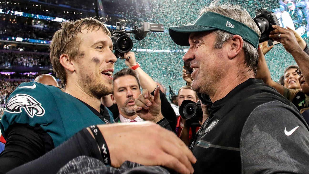 The NFL is a copycat league, and every team wants to emulate the Eagles' Super Bowl run. Here are the teams that tried and what it means.