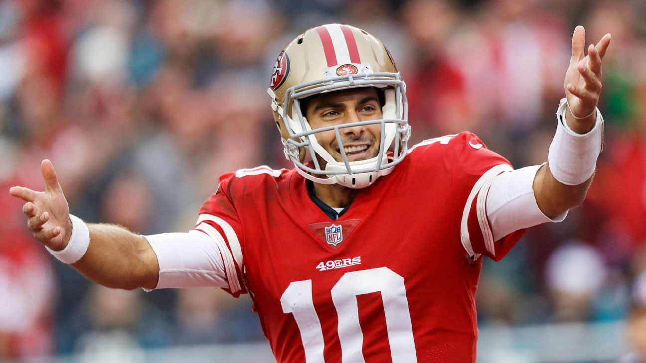Buy on Jimmy G, but pump the brakes on Kirk Cousins? Dan Graziano shares the fantasy tidbits he gathered during his training camp tour.