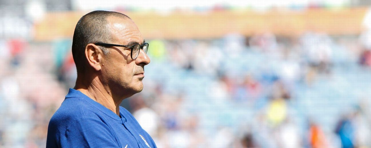 Chelsea Have To Improve Inorder To Succeed--Sarri