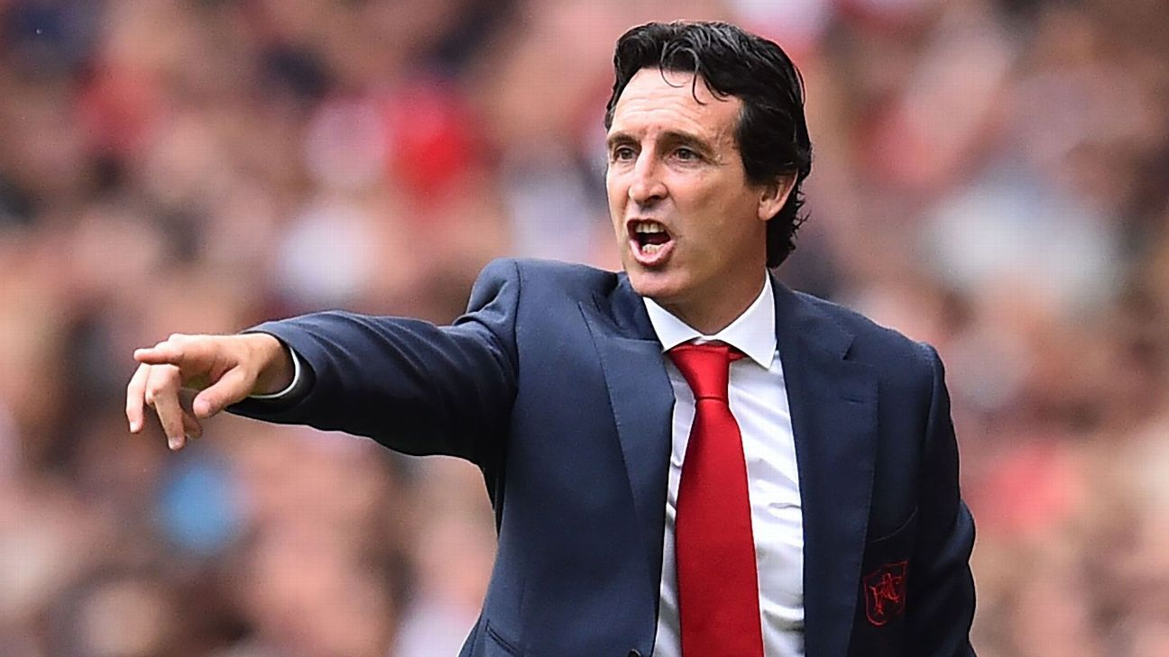 Emery needs time to fix, change Arsenal