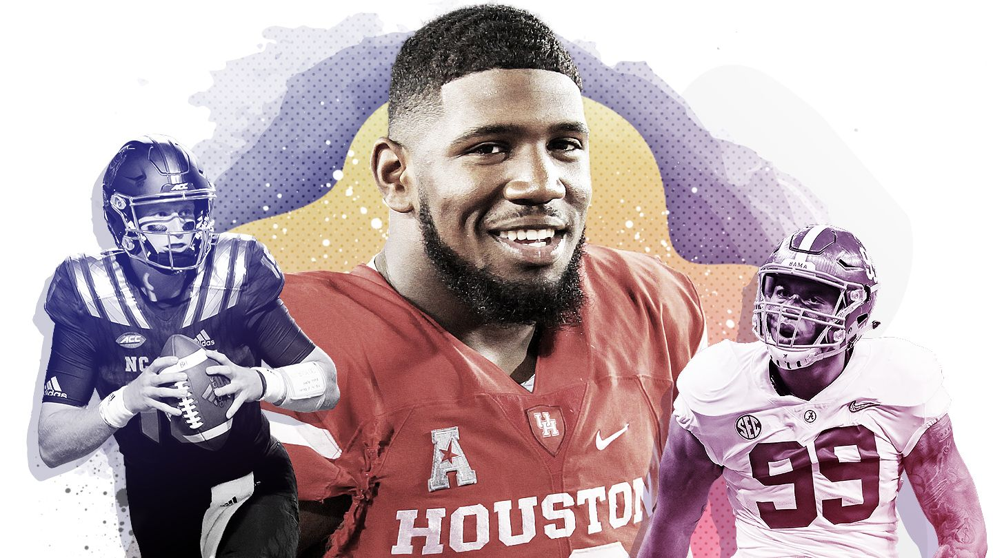 Does your team need a pass-rusher in 2019? You're in luck. Todd runs through his top-ranked prospects, and don't worry -- there are two QBs.