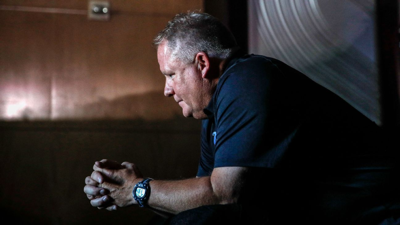UCLA Bruins coach Chip Kelly back college football