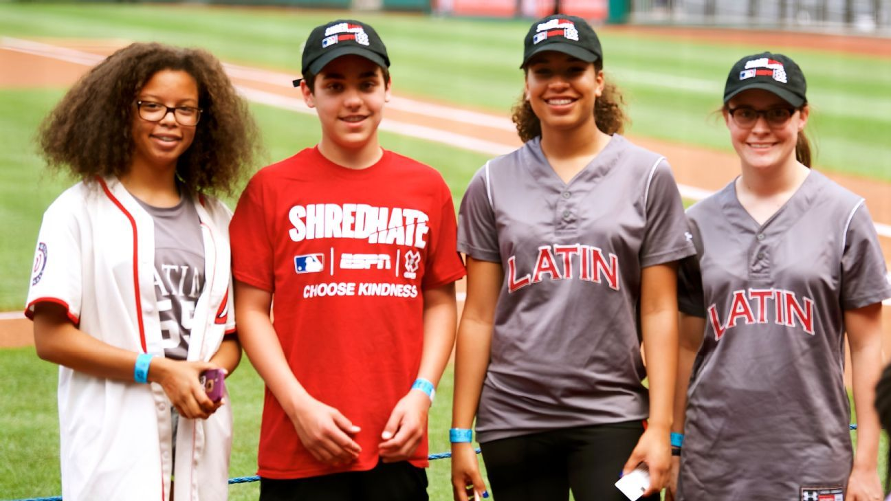 Major League Baseball will be adding five new teams -- Angels, Dodgers, Phillies, Pirates and Rangers -- to the bullying prevention initiative Shred Hate.