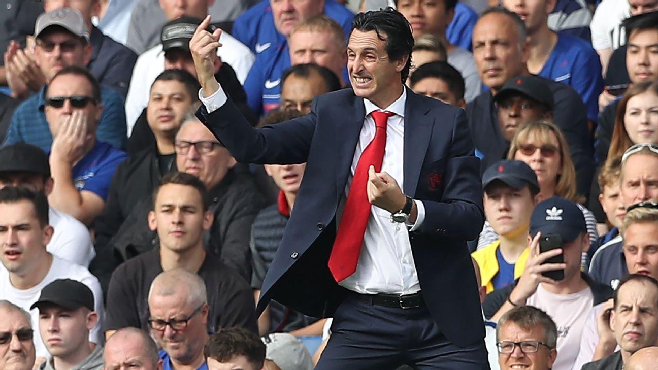 Iwobi: Arsenal squad all behind Emery's tactics