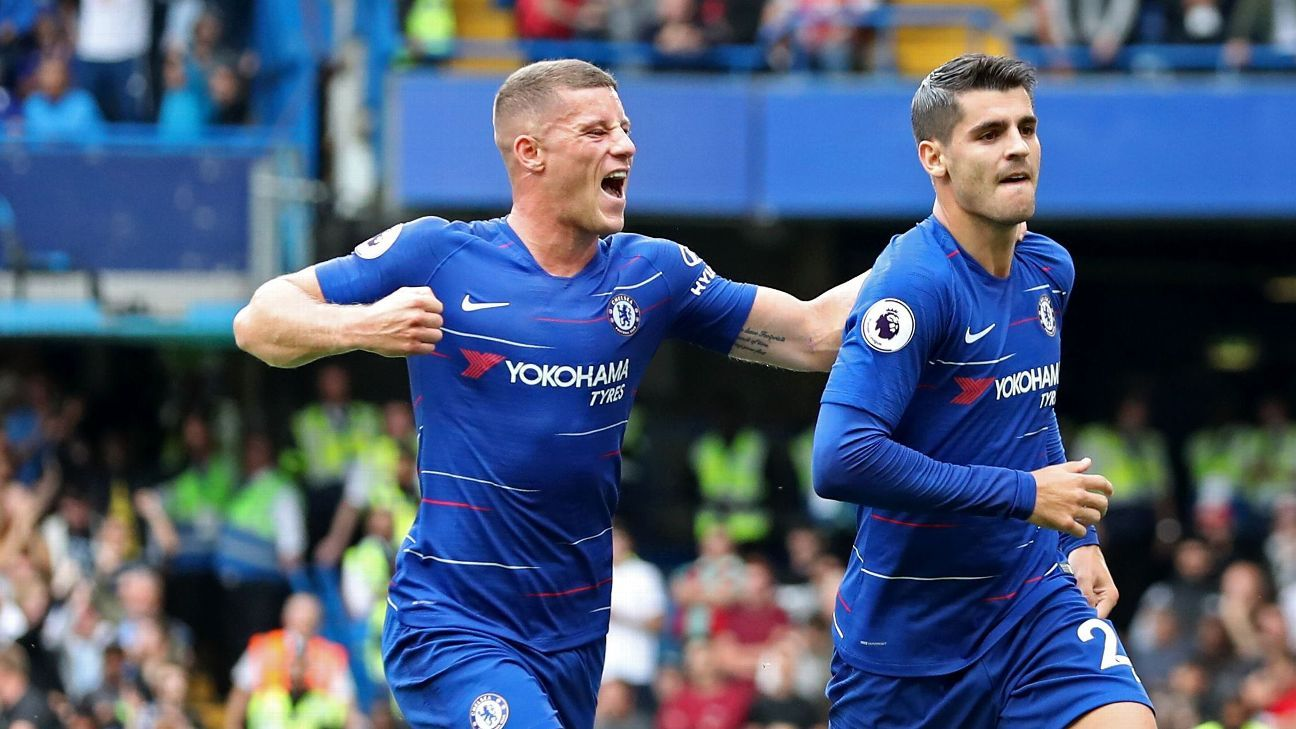 Chelsea's Ross Barkley Wants To Emulate Frank Lampard