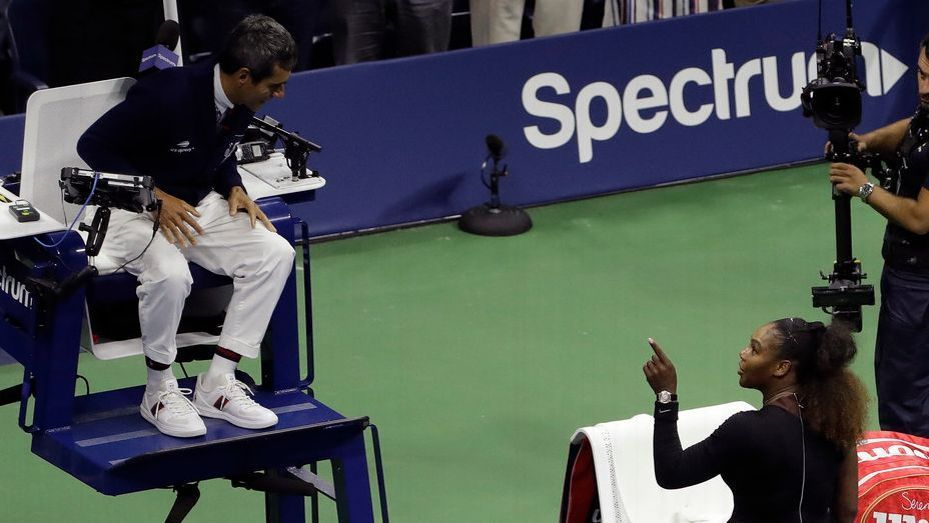 Image result for serena-williams-cites-sexism-following-dust-up-with-chair-ump