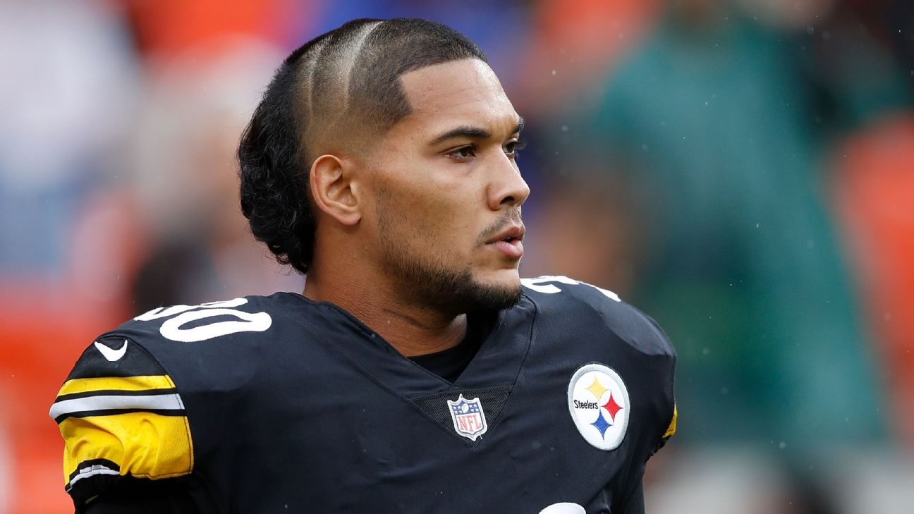 Steelers James Conner Embraces Unique Haircut Planning More Styles