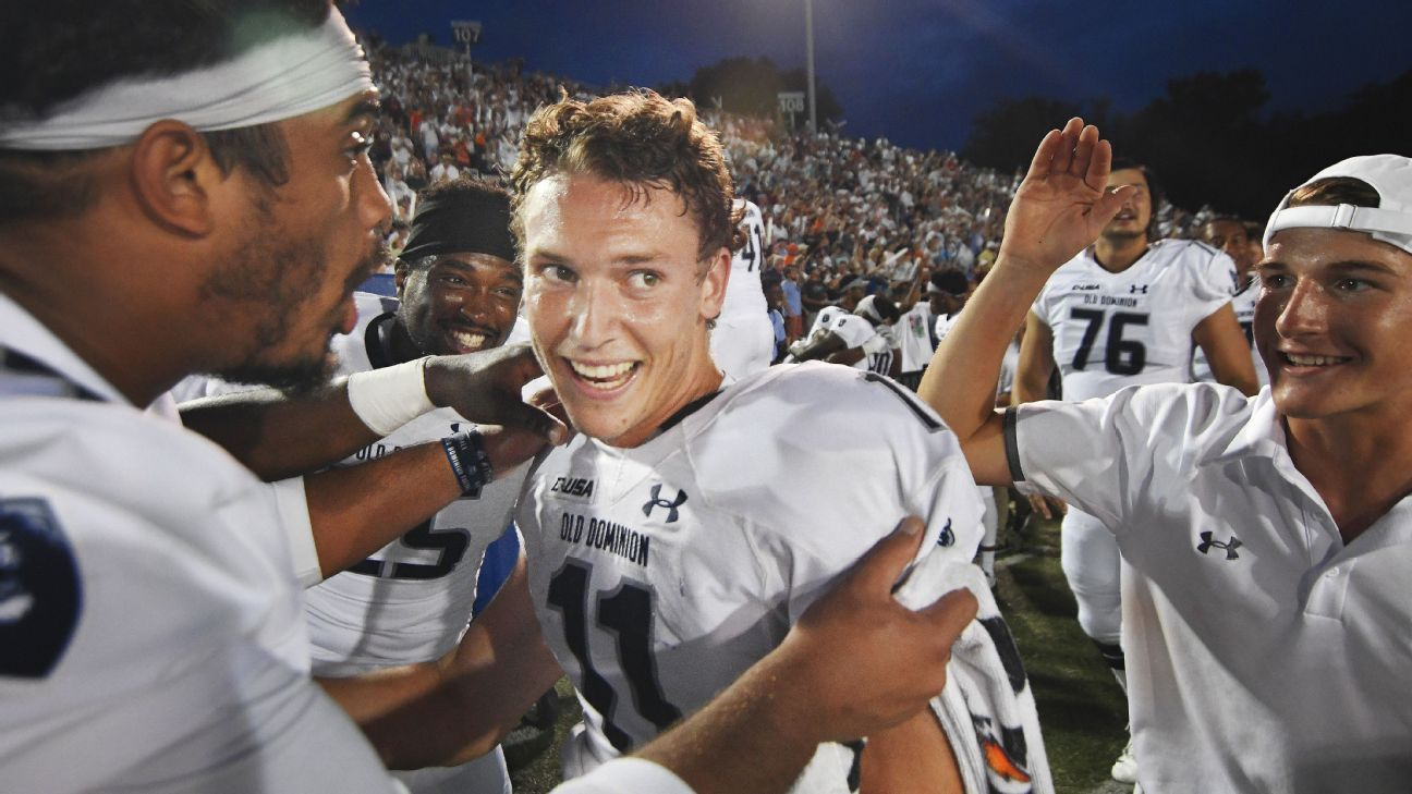 GameDay Final  How Old Dominion pulled off the year's most shocking upset over Virginia Tech