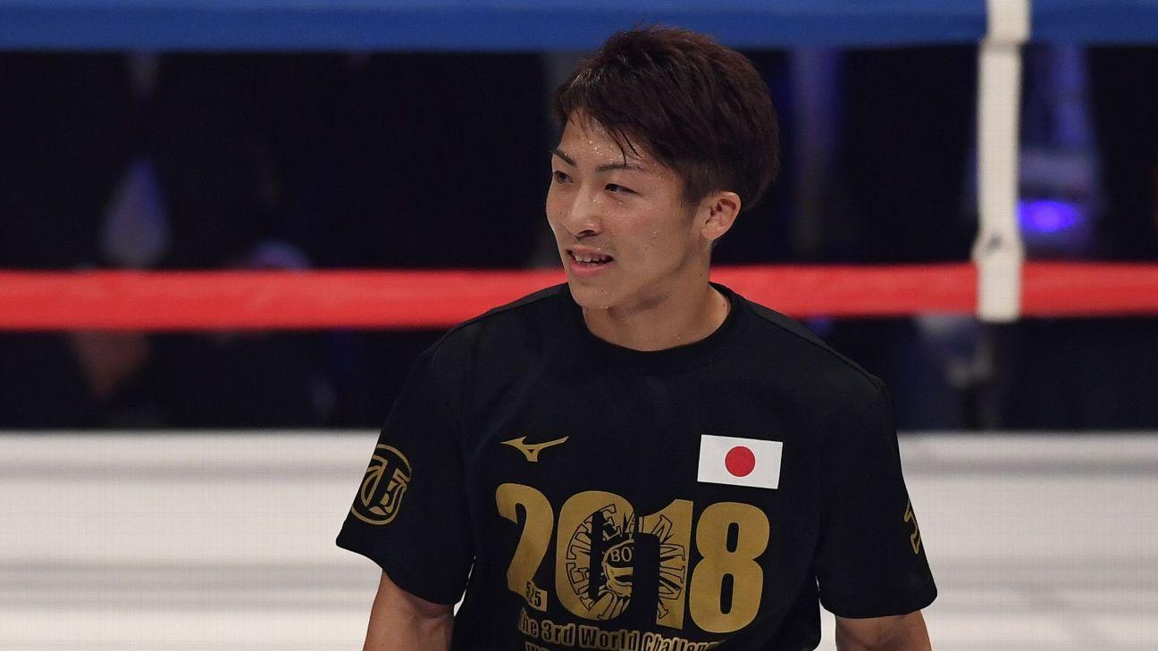 Inoue blows away Payano with KO1