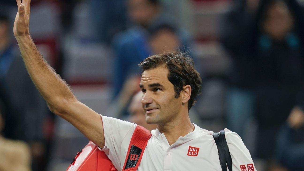 Roger Federer survives Swiss Indoors clash with Filip Krajinovic