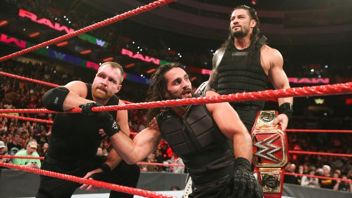 Wwe Power Rankings The Shield Takes Center Stage