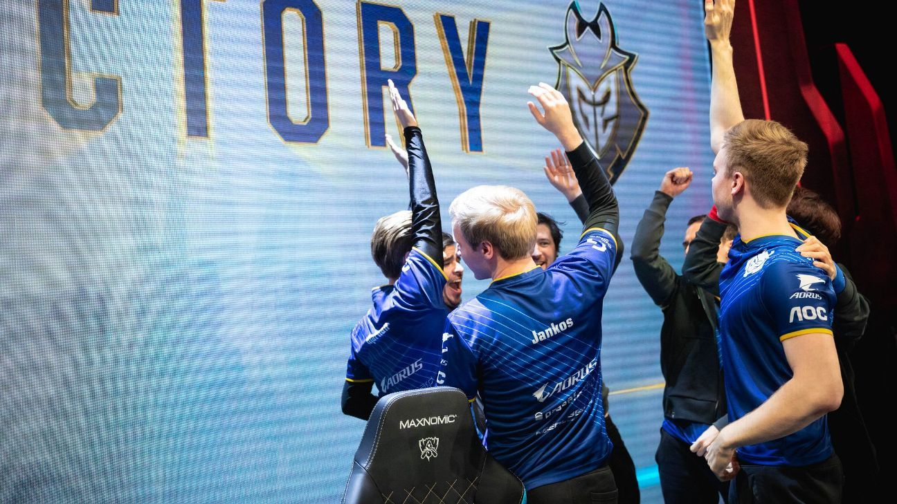 2018 League of Legends World Championship - Jankos interview