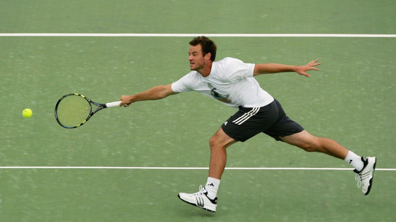 Former tennis prodigy Todd Reid dead at 34