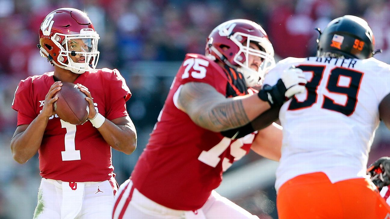 Why any college football devil's advocate should consider the Sooners' QB and the Knights.