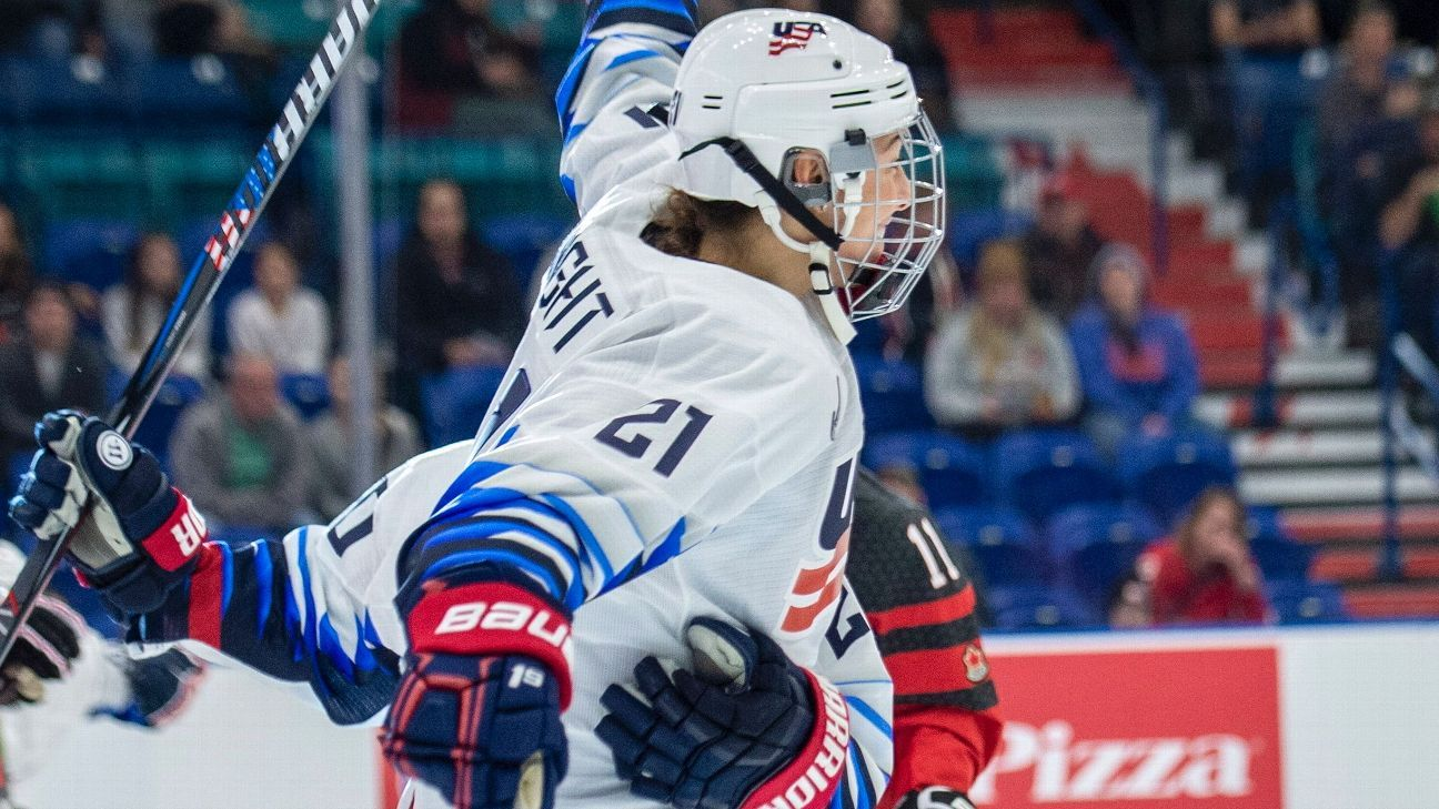 U.S. women beat Canada to win 4 Nations Cup