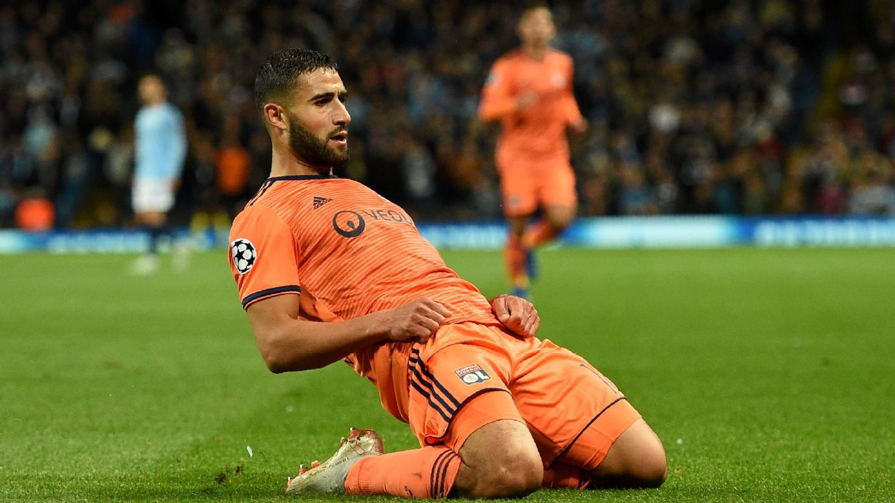 Transfer Talk: Maurizio Sarri trying to persuade Nabil Fekir to join Chelsea over Real Madrid
