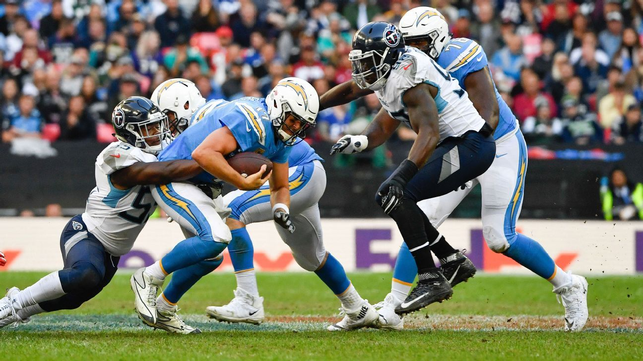 Hungry LB Jayon Brown making impact for Tennessee Titans in Year 2 - Tennessee Titans Blog- ESPN