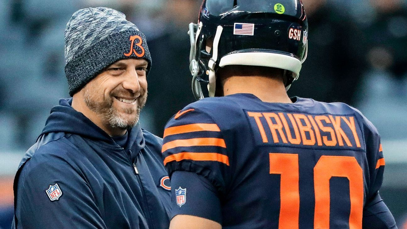 The Bears and a handful of others have arrived as playoff threats sooner than expected. Here's what is fueling the NFL's most pleasant surprises.