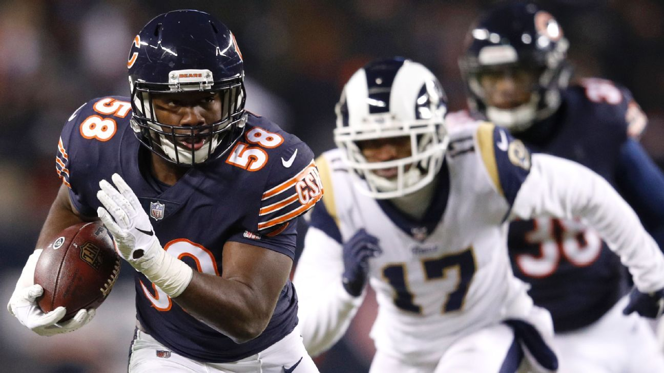 After Sunday night's destruction of the Rams' offense two things are clear: The Bears are for real and they are a legitimate threat to win the NFC.