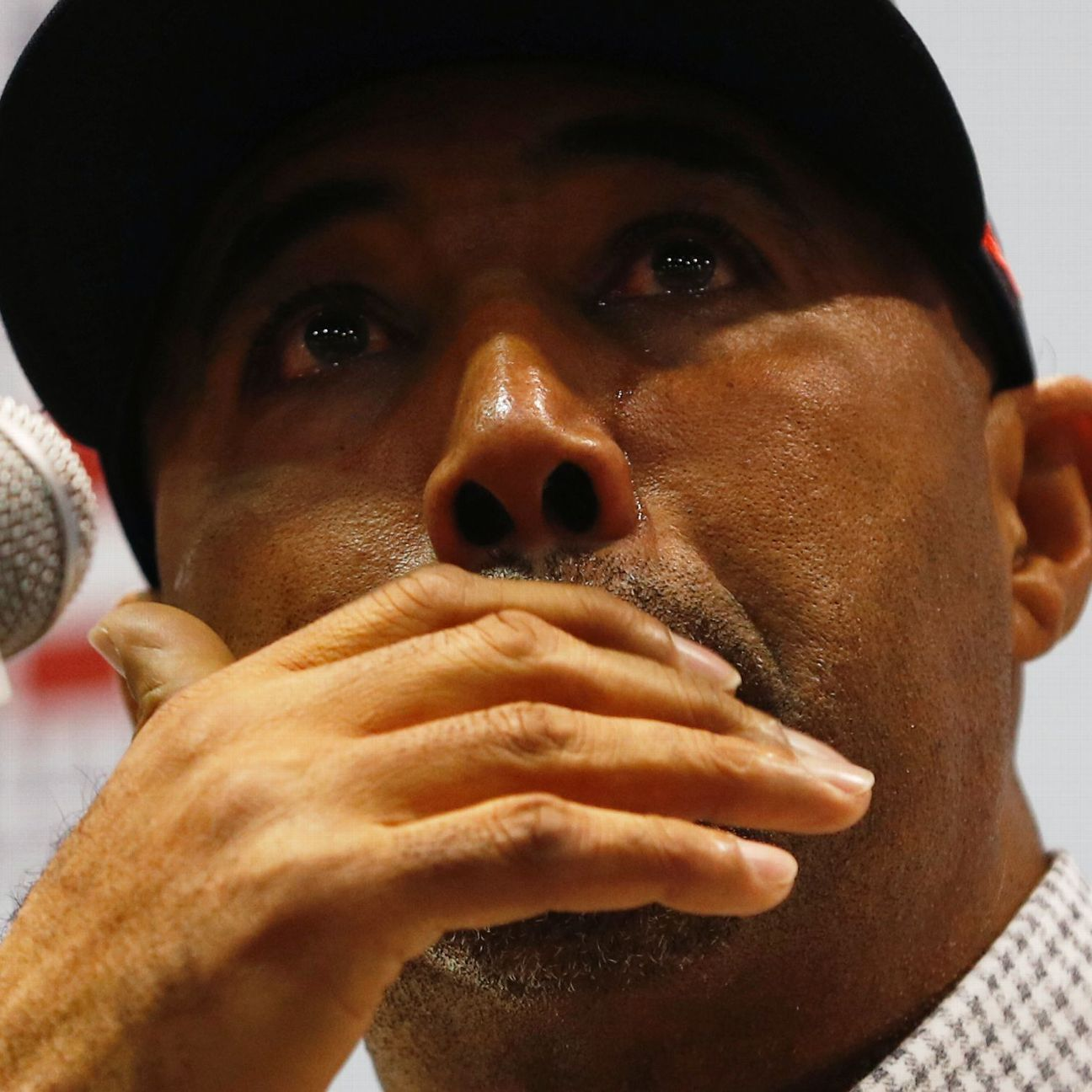 Harold Baines' selection to the Baseball Hall of Fame on Sunday surprised many, and Baines said Monday that he played to try to win a championship, so he never gave a lot of thought to making the Hall.