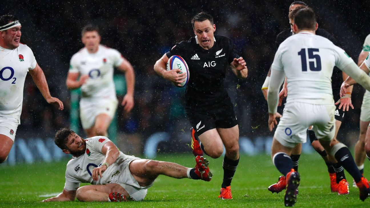 All Black Ben Smith signs with French club Pau