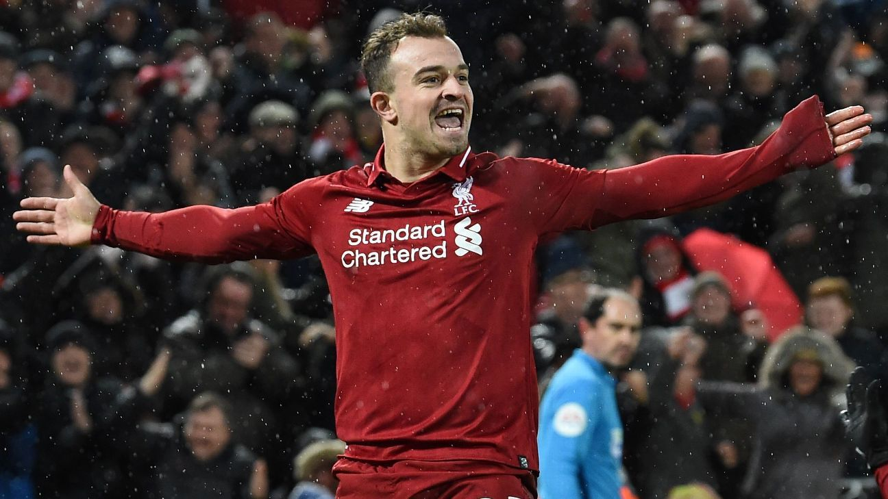 Liverpool vs. Manchester United - Football Match Report ...