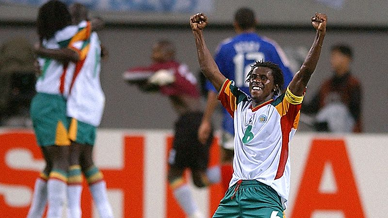 Senegal v France