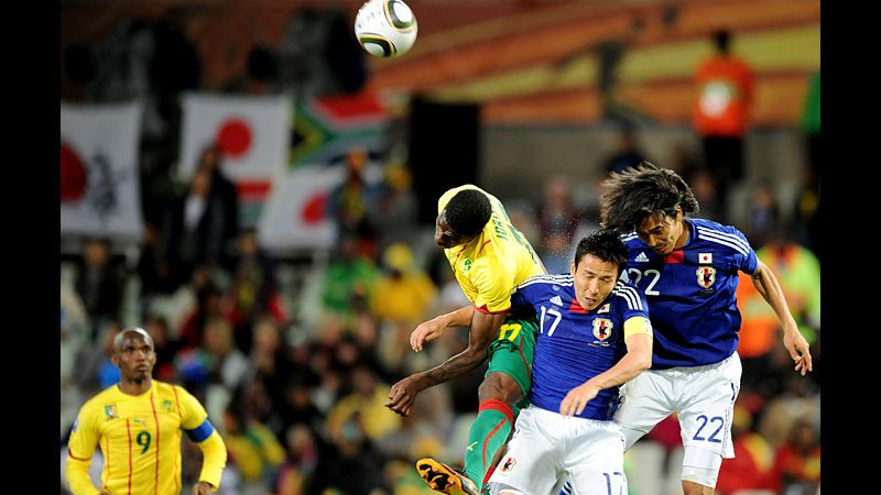 World Cup 2010 - Japan v Cameroon
