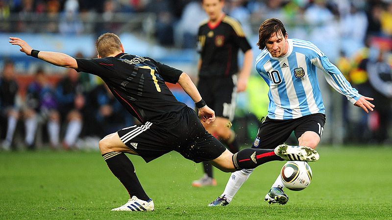 Argentina v Germany