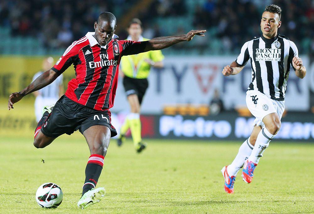 Mario Balotelli versus Siena