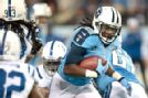 Ex-Titans running back Johnson visits Jets