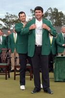 Bubba wins second Masters in three years