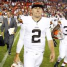 Manziel extends middle finger to Redskins