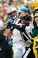 Rivera opposes Kuechly ejection, any fine