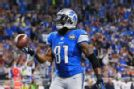 Megatron fastest to 10,000 receiving yards