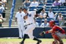 A-Rod singles in first spring training at-bat