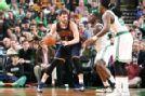 Love dislocates shoulder as Cavs sweep Celtics