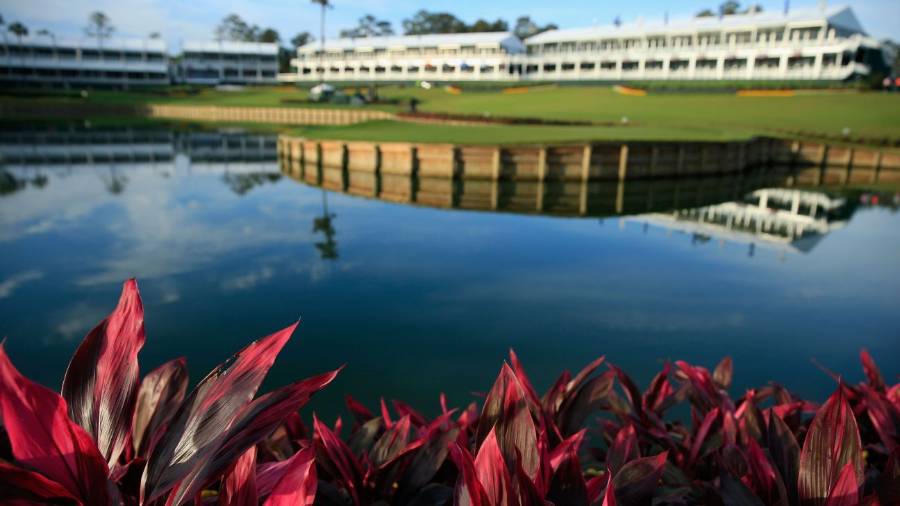 quick 9 -- trying to unravel a complicated tpc sawgrass for the players championship