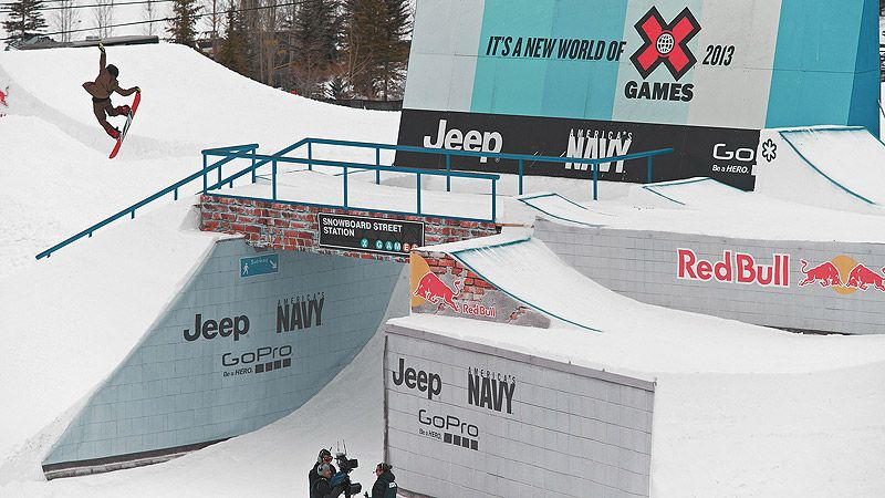 X Games Aspen 2013