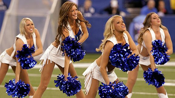 Bellezas NFL
