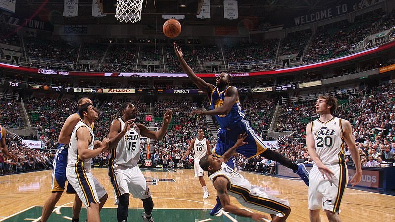 La acción de la NBA