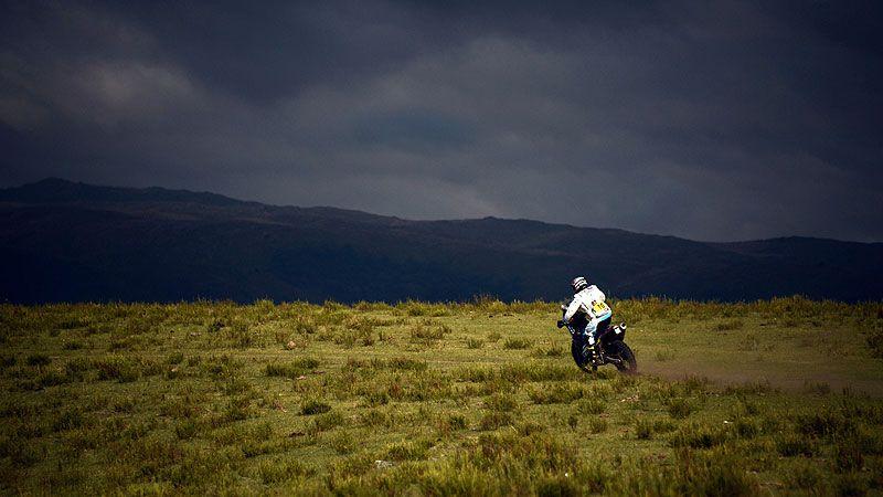 Rally Dakar 2013