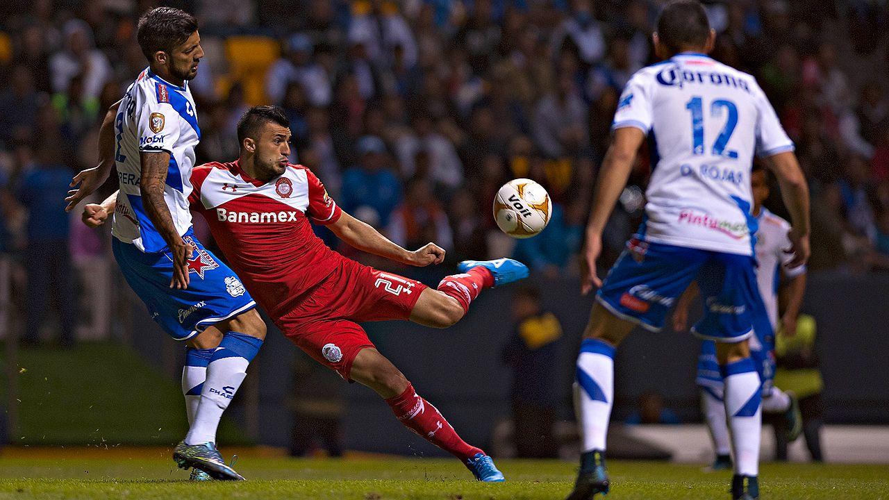 Puebla vs. Toluca