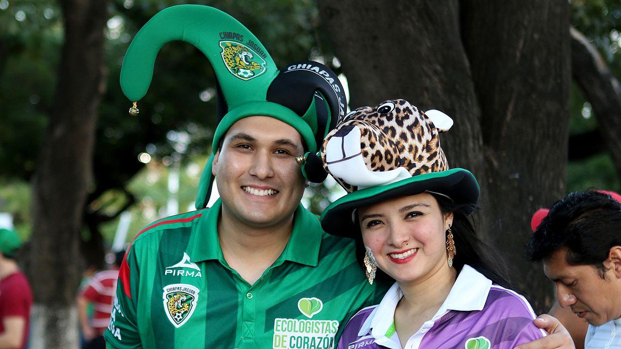 Jaguares vs. TIgres