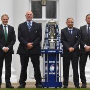 Fotos: La presentación oficial del torneo Seis Naciones