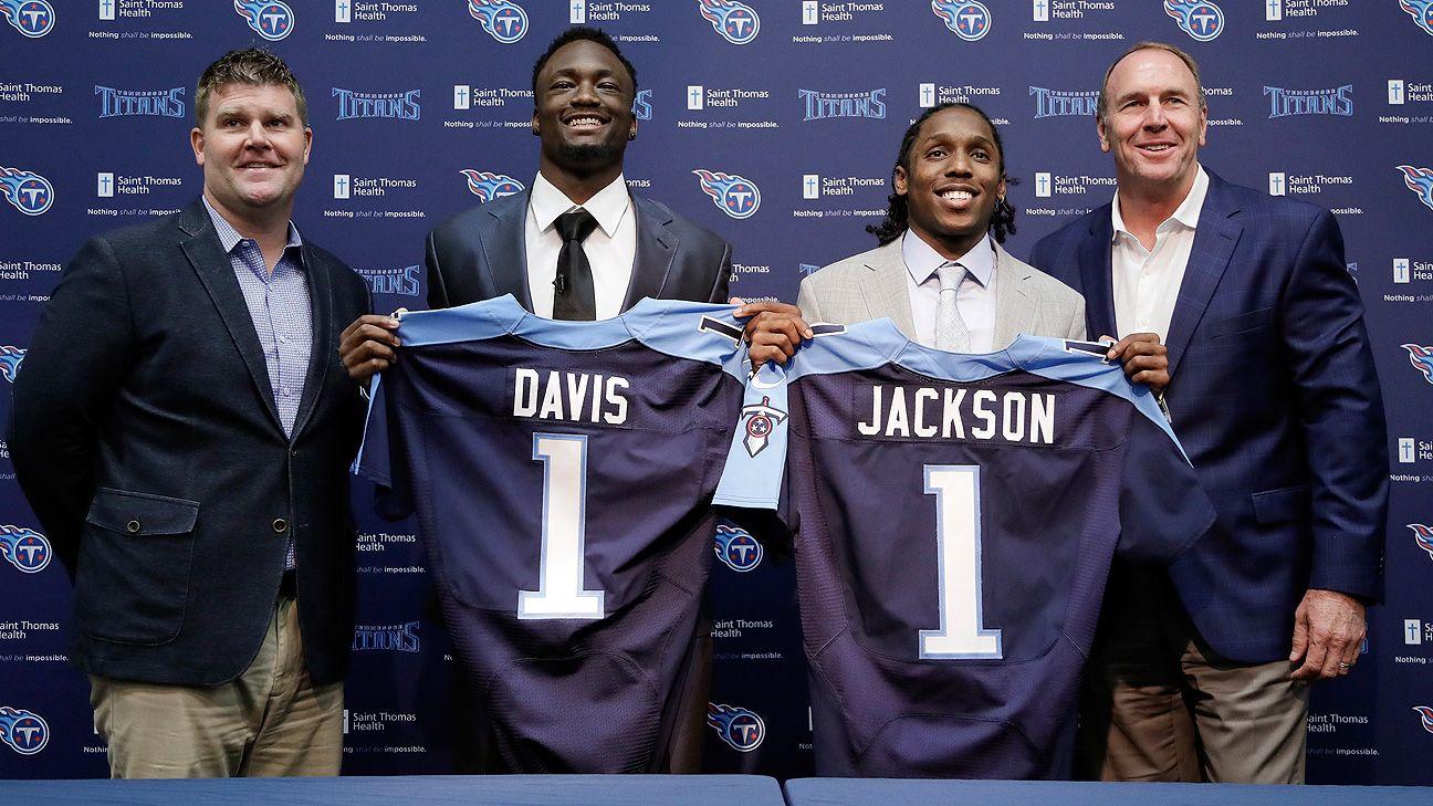 Nuevos rostros de la NFL